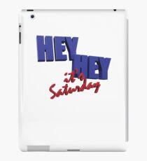 Hey Hey It's......Saturday?  iPad Case/Skin