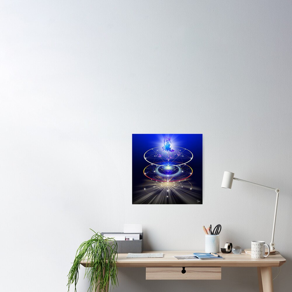 Sacred Geometry 29 Poster