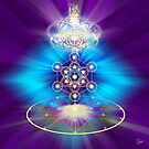 Sacred Geometry 30 by Endre
