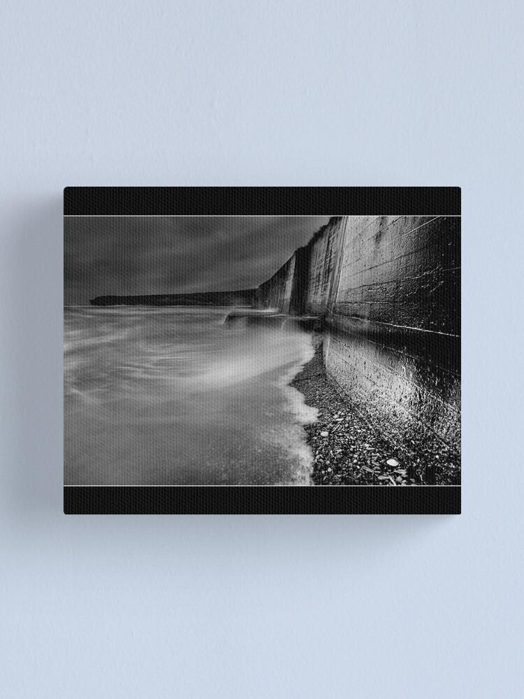 Alternate view of Darkness Canvas Print