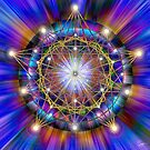 Sacred Geometry 34 by Endre