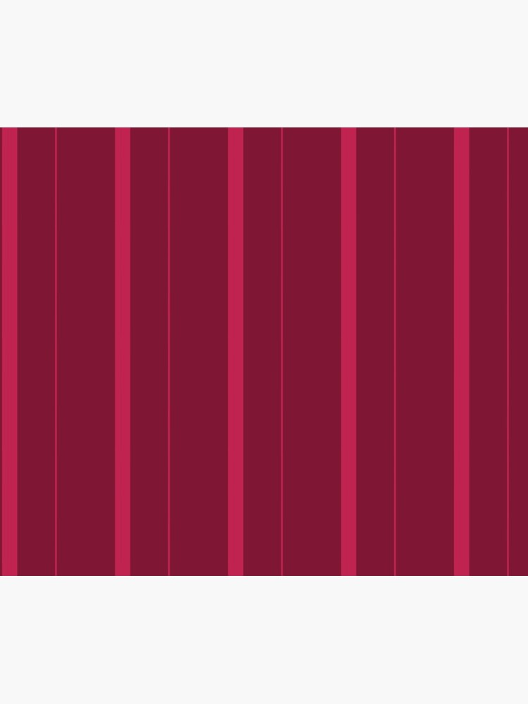 Shades of Dark Red Stripes by Penguingirl11