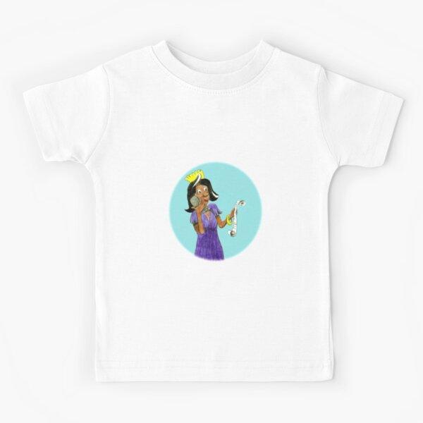 Princess Freya the Princess of Fezziwig Kids T-Shirt