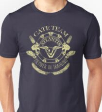 Atlantis Gate Team Member in Training (Yellow) Unisex T-Shirt