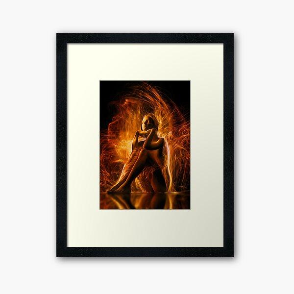 The Spirit Within Framed Art Print