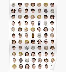 The Doctors Who Poster