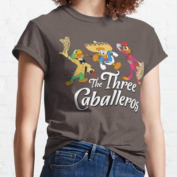 The caballeros, real amigos 2 Classic T-Shirt