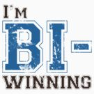Bi-Winning by wittytees