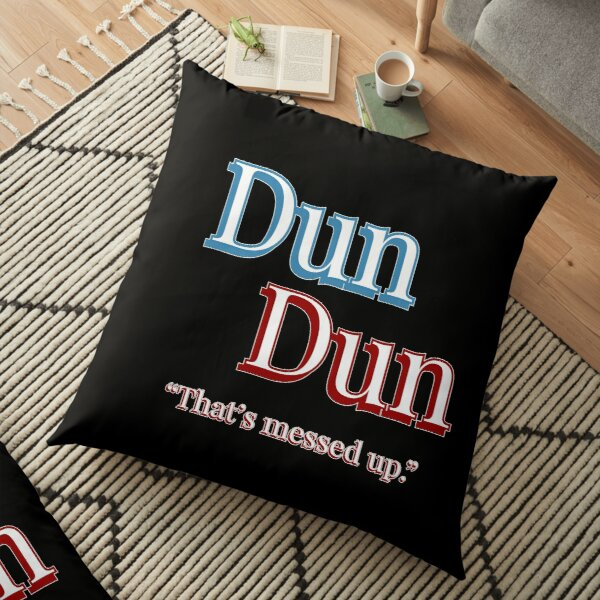 Law and Order SVU  Floor Pillow