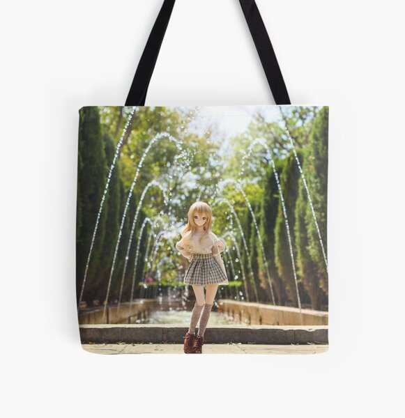 In the park · Coco All Over Print Tote Bag