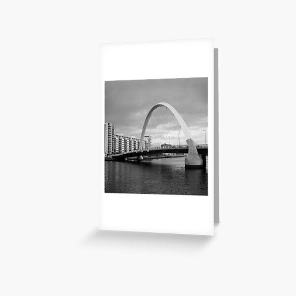 Squinty Bridge Greeting Card