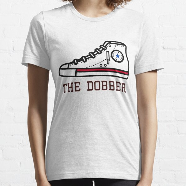 """The Dobber"" Bob Lanier Size 22 Shoe Essential T-Shirt"