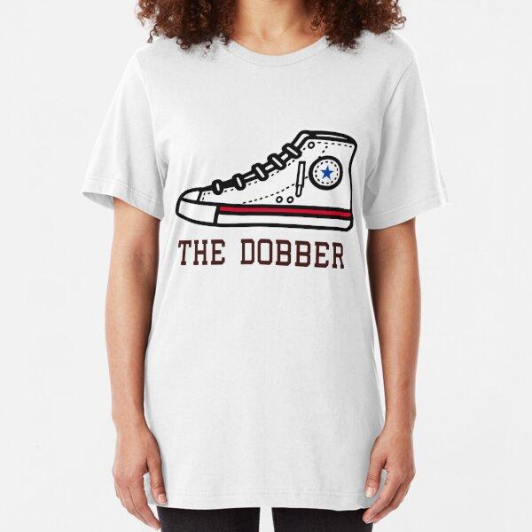 """The Dobber"" Bob Lanier Size 22 Shoe Slim Fit T-Shirt"