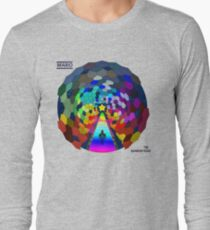 The rainbow road Long Sleeve T-Shirt