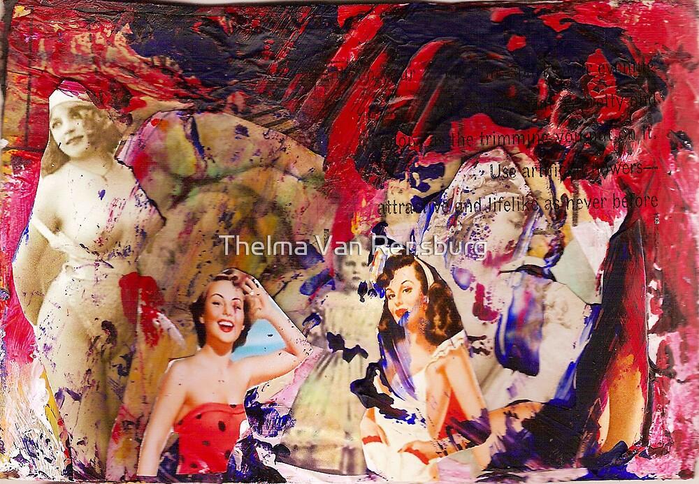 all american girls, 2011 by Thelma Van Rensburg
