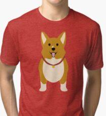 Ein Tri-blend T-Shirt