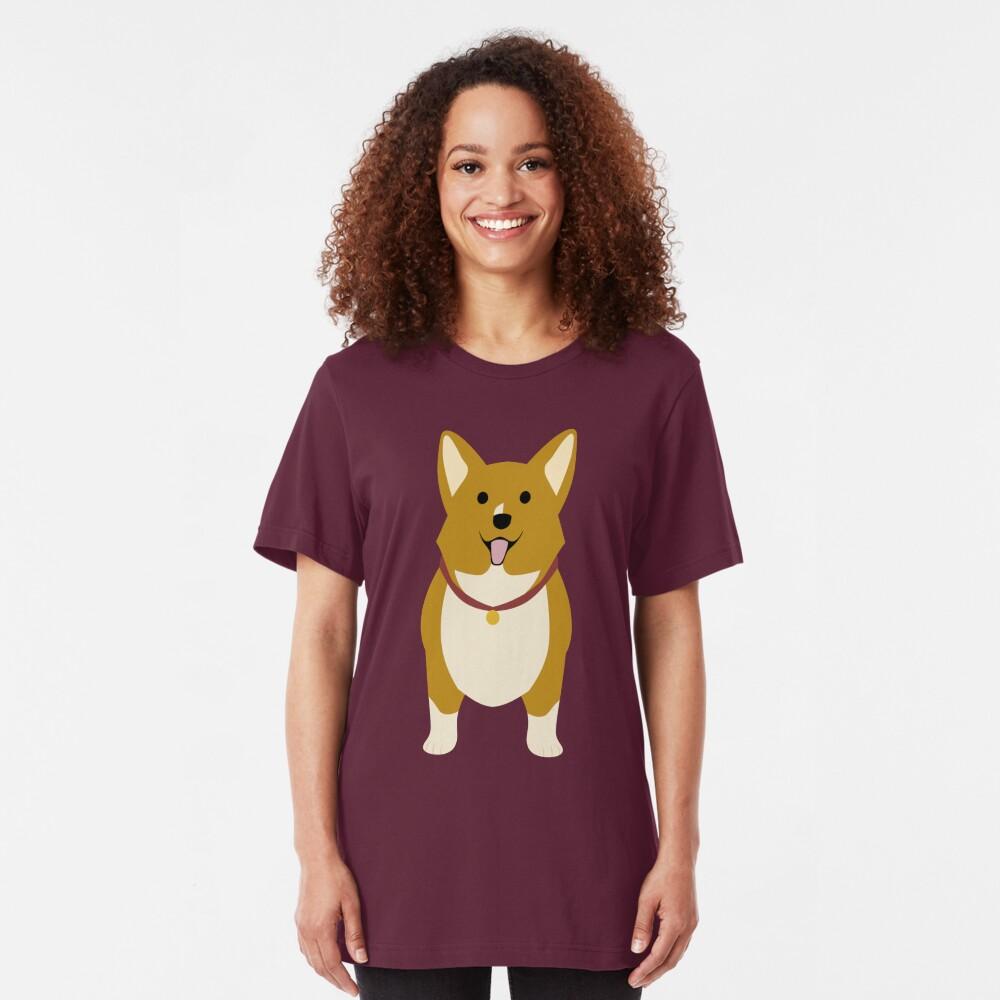 Ein Slim Fit T-Shirt