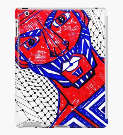 BAANTAL / Hominis / Faces #13 iPad Case/Skin