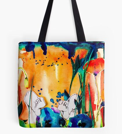 BAANTAL / Pollinate / Evolution #9 Tote Bag