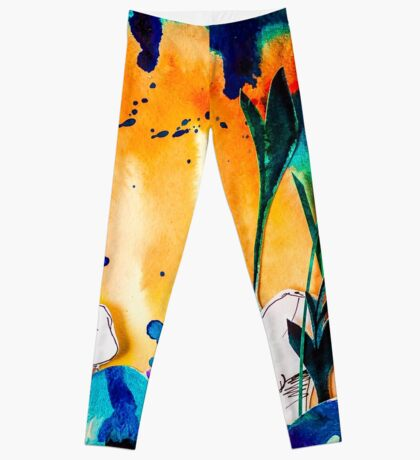 BAANTAL / Pollinate / Evolution #9 Leggings