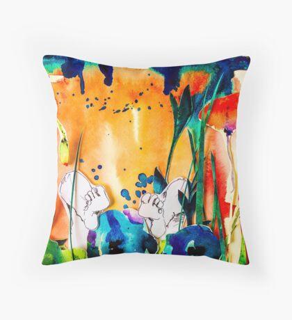 BAANTAL / Pollinate / Evolution #9 Floor Pillow