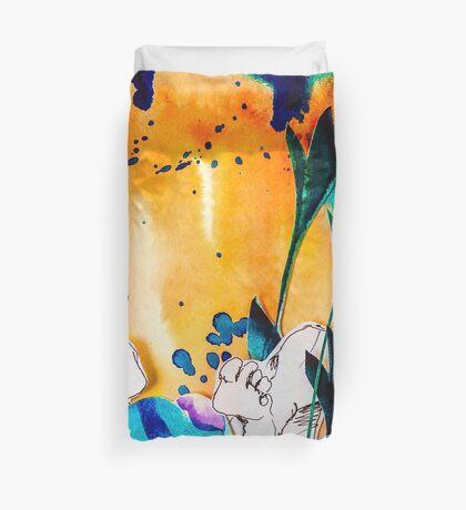 BAANTAL / Pollinate / Evolution #9 Duvet Cover