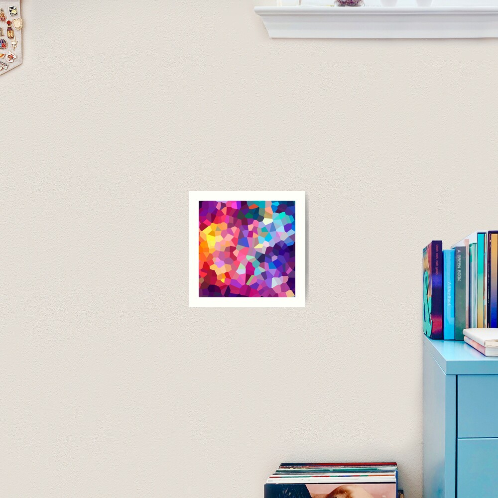 Big Bang Universe Art Print