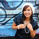 Graffiti and Pearls by Rebecca Glenn