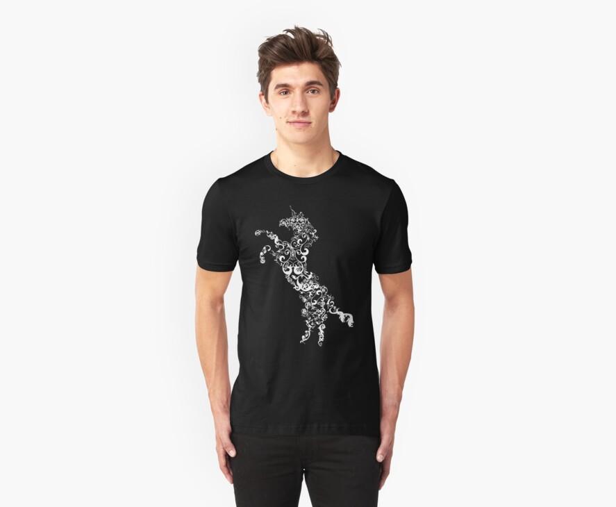 Flourish Unicorn by wesleykhall