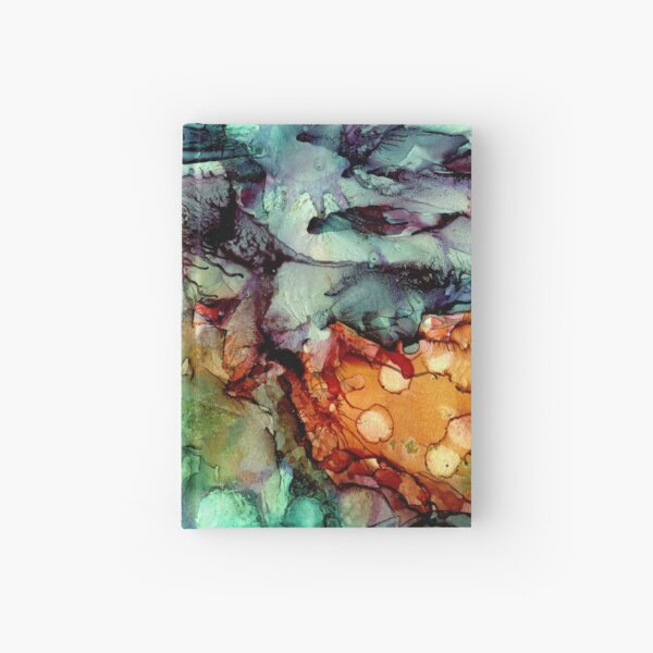 We used to be a garden Hardcover Journal