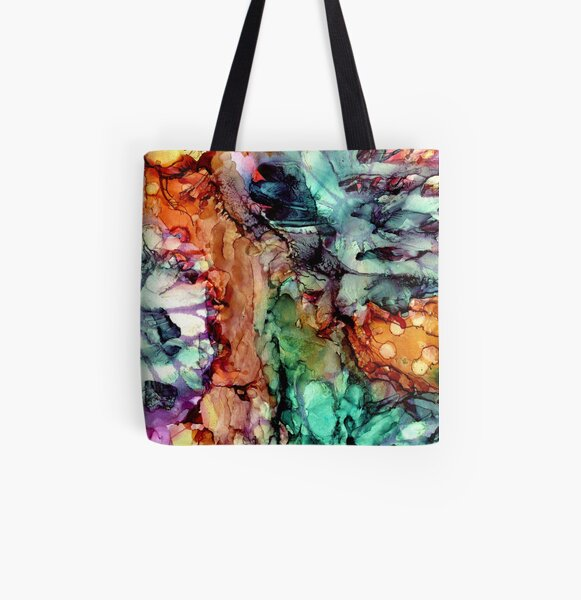 We used to be a garden All Over Print Tote Bag