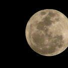 Super Moon by Akash Puthraya