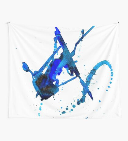 BAANTAL / Patch #10 Wall Tapestry