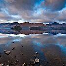 Good morning Derwentwater by Shaun Whiteman