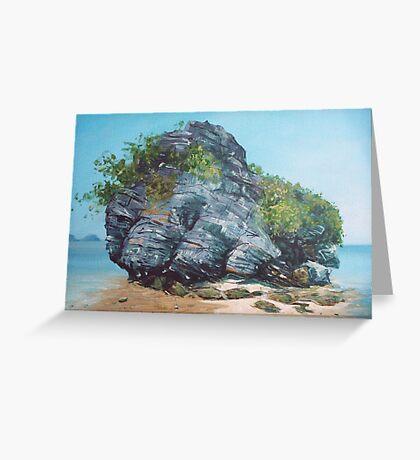 Thailand - again! Greeting Card