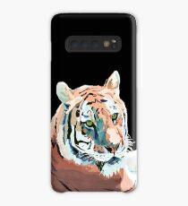Tiger No.2 Black  Case/Skin for Samsung Galaxy