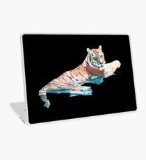 Tiger No.2 Black  Laptop Skin