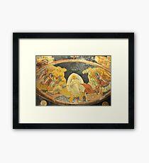 Anastasis Framed Print