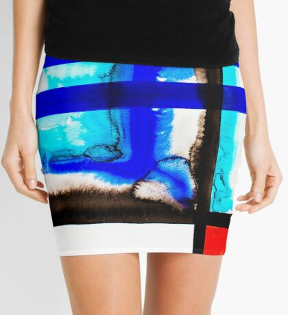 BAANTAL / Lines #5 Mini Skirt