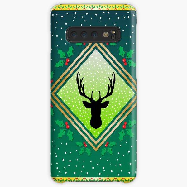 Herne the Hunter - Wildwood Green Fresco Samsung Galaxy Snap Case
