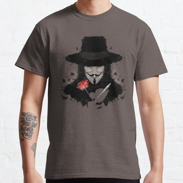 Ink for Vendetta Classic T-Shirt