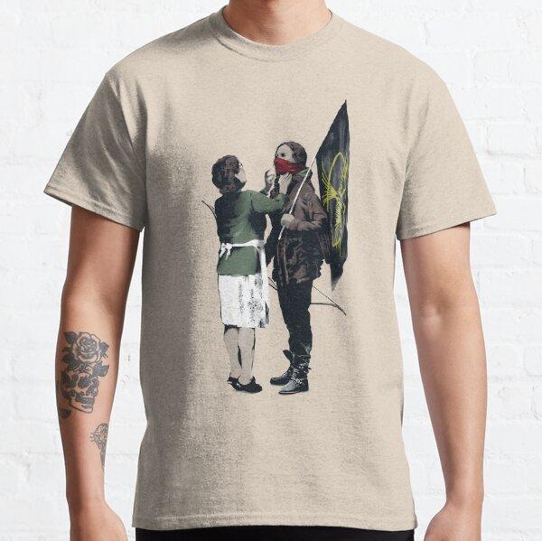 Banksy Games Classic T-Shirt