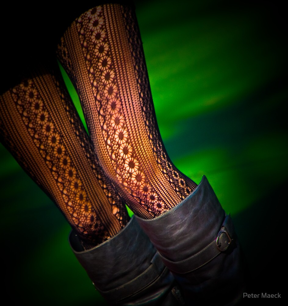 Claire's Knee by Peter Maeck