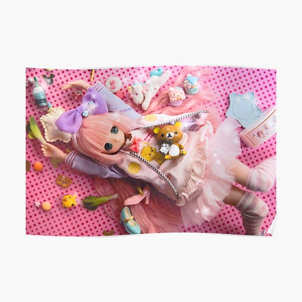 Fairy Kei heaven · Lily Poster