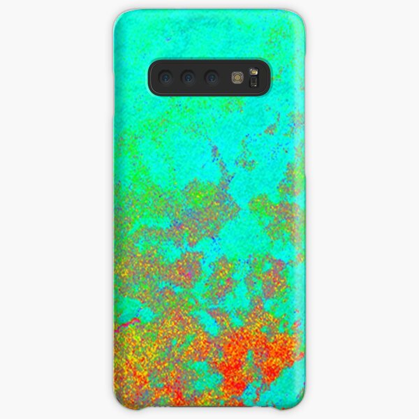 Cosmic Microwave Background Radiation (CMBR) Effect Samsung Galaxy Snap Case
