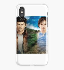 Shenmue  iPhone Case/Skin