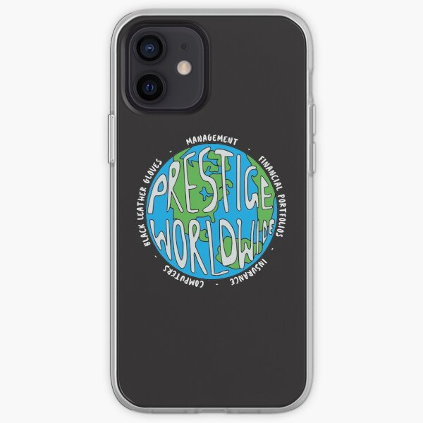 Step Brothers | Prestige Worldwide Enterprise | The First Word In Entertainment | Original Design iPhone Soft Case