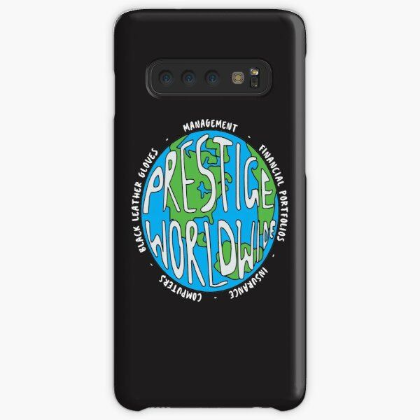 Step Brothers | Prestige Worldwide Enterprise | The First Word In Entertainment | Original Design Samsung Galaxy Snap Case