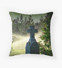 Different Kind of Tears Throw Pillow