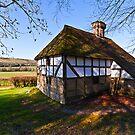 Pendean Farmhouse - Weald & Downland by Leon Ritchie
